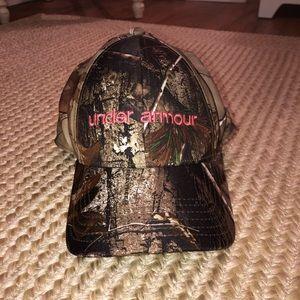 Under Armour Camo Hat
